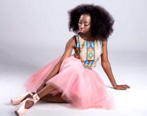 Hot Shots: Black Ballerina Brings 'Designs By Prelim's' Look Book To Life