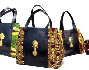 This Trending Cabas M'manfouè Bag By Cote d'Ivoire's DyAnge Is Making Rounds Across The Continent