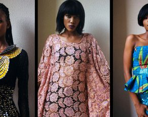 Fafa Creations Presents The Online Campaign Images For It's 2017 Collection.