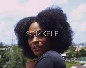 Lisa Folawiyo's Presents Campaign Image A/W '17 Collection 'Daze of Summer' Feat Somkele