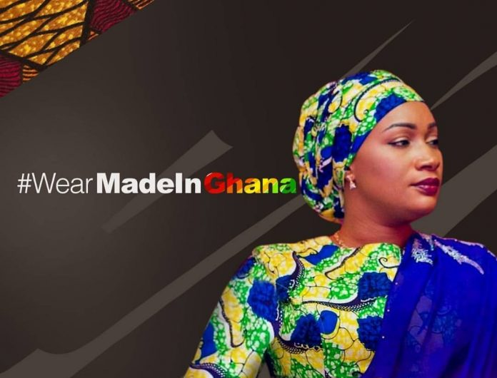 Ghana's Government Puts Out #WearMadeInGhana HashTag; Would It Be Enforced By Policies?