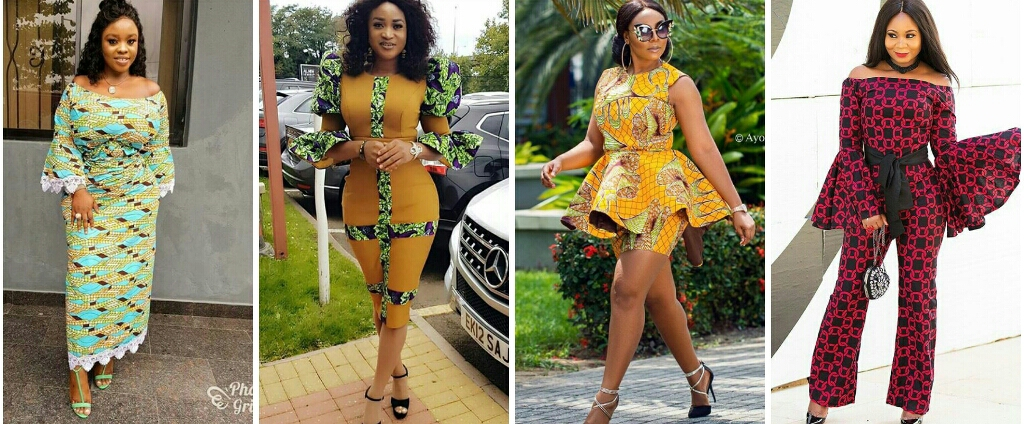 Fgstyle Awesome African Print Styles For The Wedding Guest Slayers