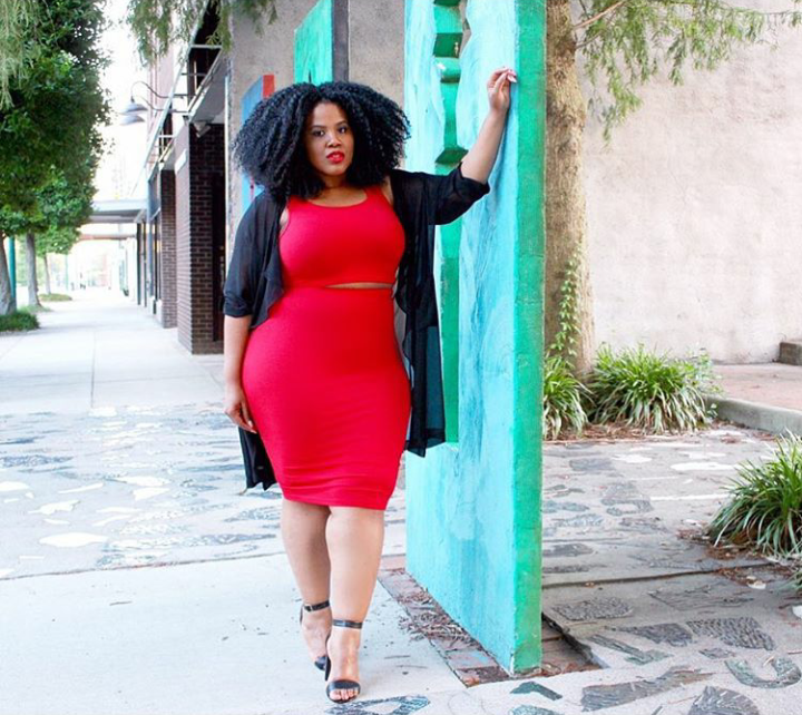 a52be2a068a Here are some outfit inspirations served by curvy plus size women which are  hawt as hell and inspirations for days. So where our curvy ladies at