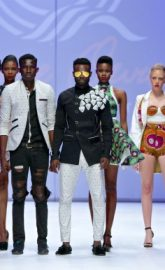 Quame Owusu Honours Ghana At South Africa's Durban Fashion Fair 2017 And Emerges The Best African Collection
