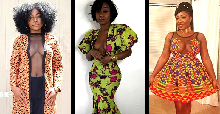 9cee8aa06777 When African Print Get s Too Sexy  Check Out These Hot Print Styles ...