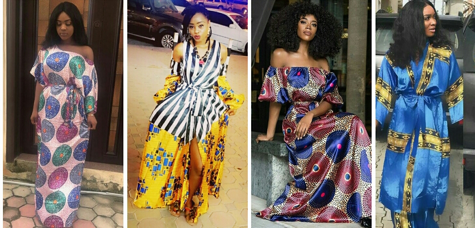 This Silk African Print Fabric Is The New Trend Right Now Fashionghana Com 100 African Fashion
