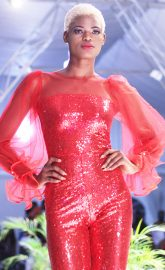 Top Ghanaian Fashion Designer Bri Wireduah Sets A New Trends With Her Accra Fashion Week S/H17 Collection, Adehye Nsroma