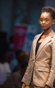 Trending Runway Moments Of Ghanaian Top Model Grace Quaye At Accra Fashion Week