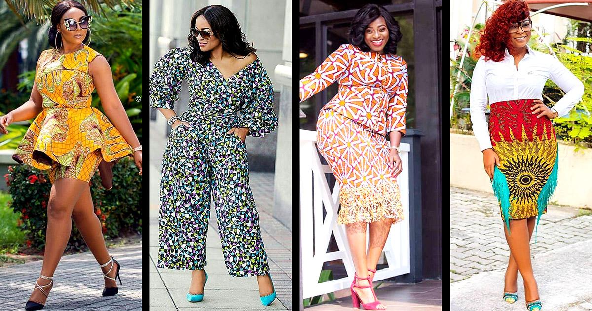 Nigerian Dresses for Fuller Figure