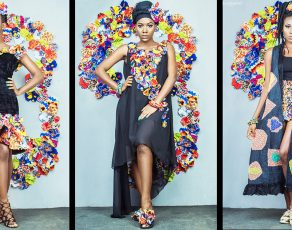 Cameroon's Ozi International Presents The Look Book For It's Latest Collection 'Passion'