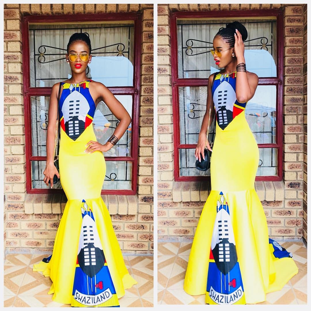 Stylegirl mbali slindo dlamini gives us black yellow magic in see images of our newly found love mbali slindo dlamini rocking the dress like no other check her out on ig at mbalislindo thecheapjerseys Image collections