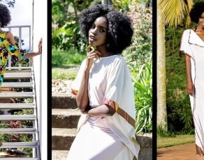 Ugandan Designer Sylvia Owori Presents The Look Book For Her New Collection