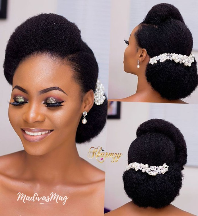 Wedding Hairstyles Ghana: 10 Bridal Hairstyle Inspirations For All 'Soon To Be
