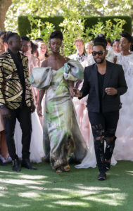 David Tlale Presents 2018 Bridal Collection With The Weekend Experience Show