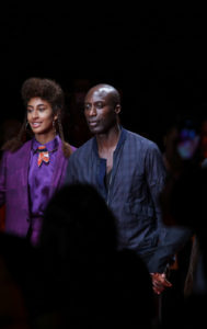 Ozwald Boateng Collection @ ARISE Fashion Week 2018