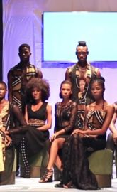 Senegal Designer Jida Blade Trends With Wakanda Style Mud Cloth Collection At #AFWk #CR18