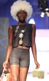 Fire On The Runway: A-kinko Takes African Accessory Creativity To New Heights