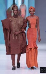 Day1: Lagos Bridal Fashion Week- Shadiat Alasooke & Poosh Bespoke Collection