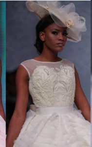 Check Out Nigerian Bridal Designer Yemi Shoyemi With Stunning Bridal Collection