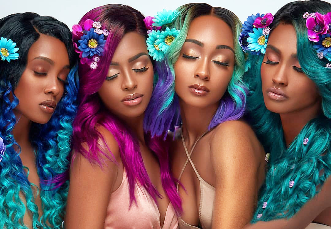 Video Hairqueenbeauty Is Ready To Set Of A New Trend Of Hair