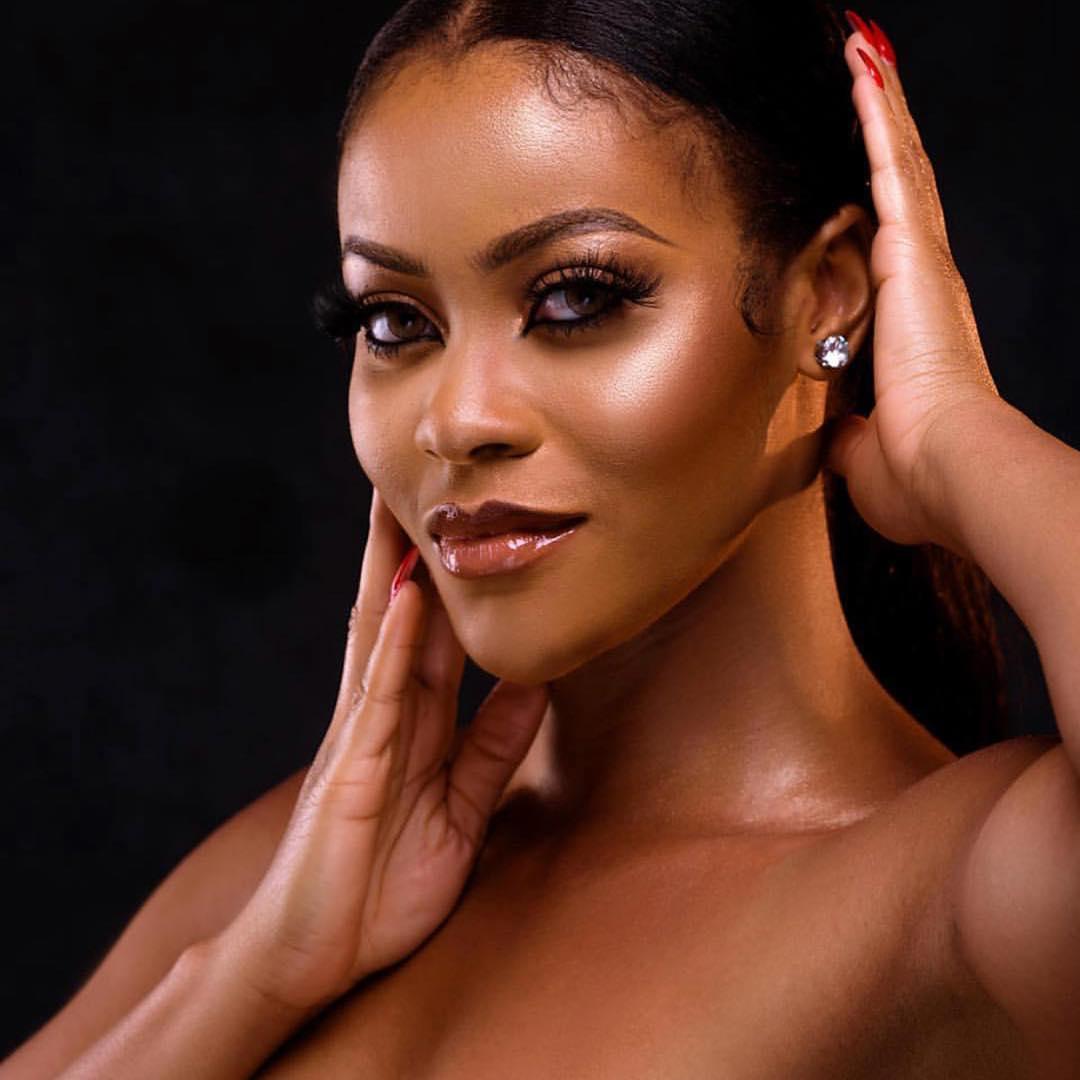 Ex-Wife Of Chris Attoh, Damilola Adegbite Unveils Official Website With Tantalizing Photos