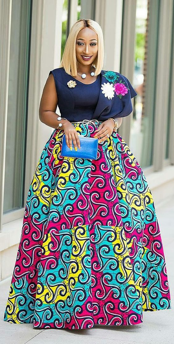 Fgstyle 12 Elegant African Dress Styles To Rock To