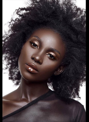 #HOTSHOTS: Ghana's Black Beauty Frema Is Beyond Hot In New Images By Josh Sisly