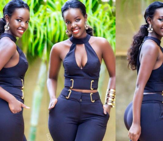 a98f3670f11 PICS  Meet The Curvy Ugandan Model Breaking The Net   Making Ugandan Brand  Glitz By Nalu Viral