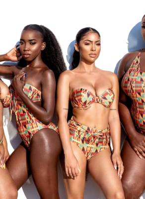 #HOTSHOTS: New Ashanti Swimwear Campaign Shots Embraces All Sorts Of Curves, See It Here