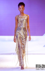 See How Leading Gh Brand Bri Wireduah Wowed Guests At Accra Fashion Week With A 3 In 1 Collection