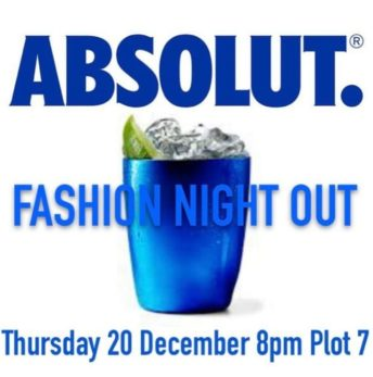 Ghana: Absolut Fashion Night Out @ Plot seven | Accra | Greater Accra Region | Ghana