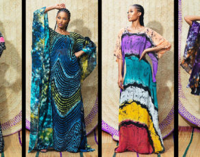 If You Love Batik, Check Out Nigeria's Amede's Fabulous 'True To Self' Collection