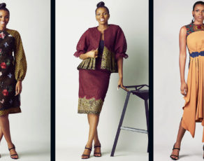 Ghanaian Designer Christie Brown Releases A Look Book For Her New Collection