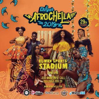 Ghana:Afrochella 2018 @ El-wak sports stadium