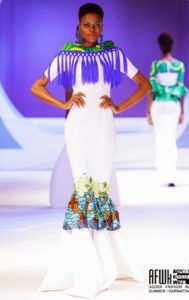 See The Amazing Dresses By Adiya Designs That Hit The Accra Fashion Week SH18 Runway