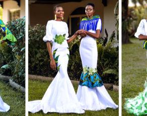 Fast Rising Gh Fashion Brand Adiya Designs Makes It's Mark With Fascinating Collection 'Magajiya & Magaaji'