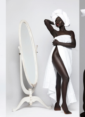 #HOTSHOTS: Enjoy This Beautiful Editorial By Tolu Berry Featuring Odie Oballa