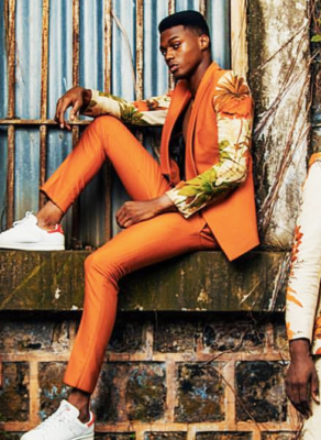 #HOTSHOTS: Strictly For The Men! Editorial Fab Straight Out Of Benin By Elvis De Dravo