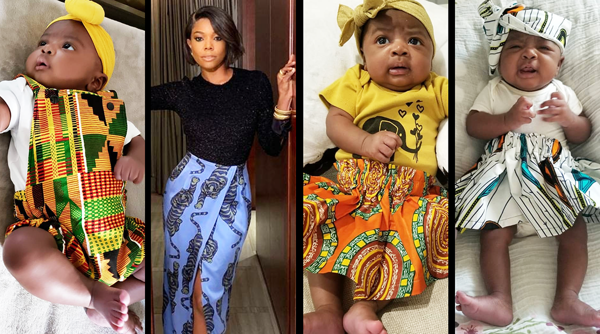 Gabrielle Unions Baby Is Definitely Being Raised As An