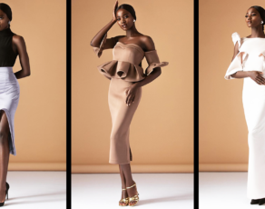 Ready-To-Wear Nigerian Fashion Label Spazio Presents Their Holiday Collection