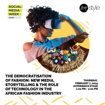 Social Media Week Lagos 2019 @ Experience Stage
