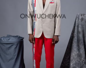 Nigerian Menswear Brand Onwuchekwa by Chikezie Daniel Unveils their SS19 Collection Titled Monument