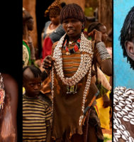 PICS: Hair Locks & Cowry Shells, Read About The Native Ethiopian Banna Tribe Serving To Much Style Inspiration