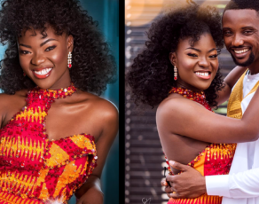 This Bride Got The Pistis Dress That Kept Her Grinning Though Her Traditional Marriage