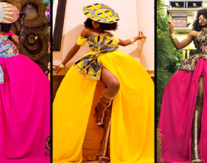 HOTSHOTS: How Many Are Daring Enough To Rock These Bold Looks By Chimzi Fashion?