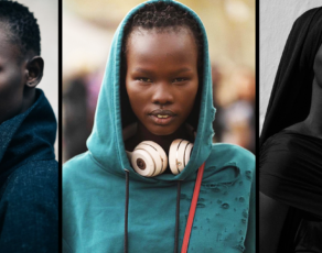 #MODELCRUSH: See Why Unconventional Sudanese/Kenyan Beauty Shanelle Nyasiase Might Just Be 2019's Hottest Model