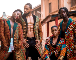 Kwabs Couture Gives Us Urban Glamour With His Latest Look Book For The 'Royalty' Collection