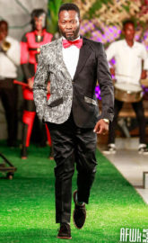 Jay Ray Sets Fire To Accra Fashion Week With A Fabulous Show Finale