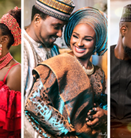 PICS: WOW! Nigerians Never Looked Soo Good! See Amazing Traditional Wedding Photos Of Nigerians From Various Ethnic Groups