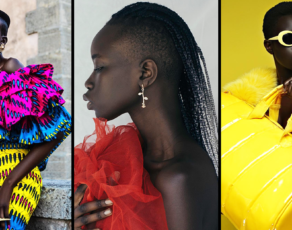 #MODELCRUSH: Nyadhuor Is Fire! Here Is Why She Is More Than Just Another South Sudanese Model